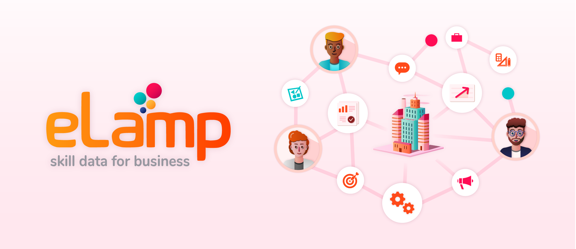 eLamp - Skill data for business